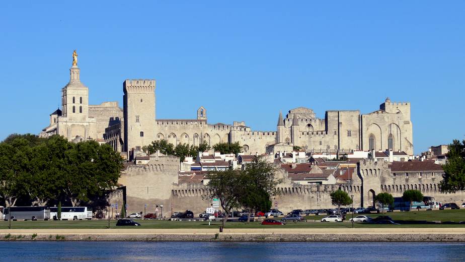 Avignon Fahrradtour