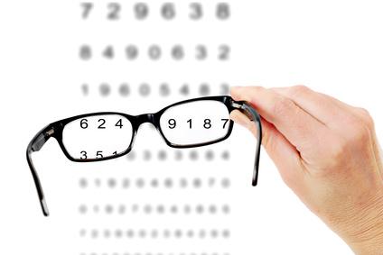 Radbrillen mit Sehstärke