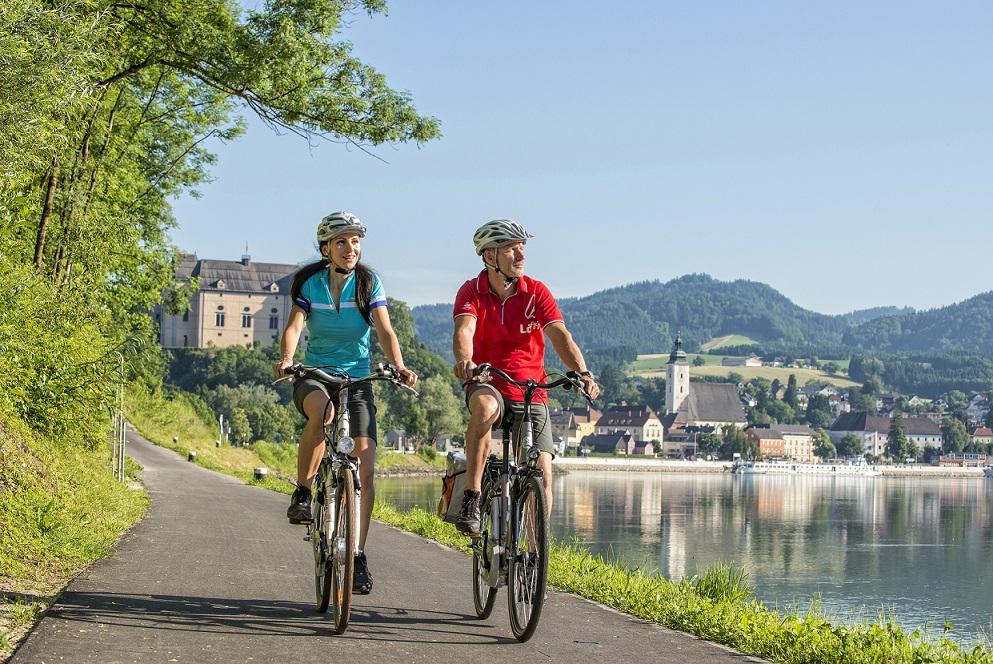 Der Donauradweg für Anfänger