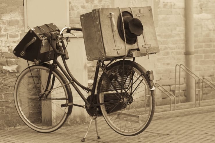 Von der Erfindung des Rades bis zum E-Bike – Die Geschichte des Fahrrades