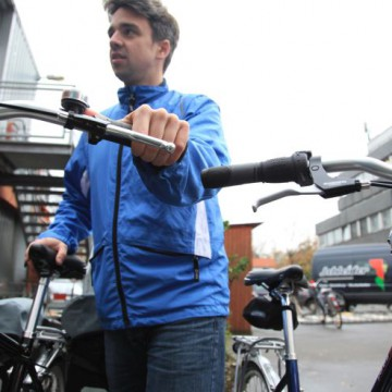 Besser Radfahren: Fahrradlenker einstellen