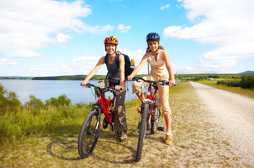 Von der Planung hängt es ab, ob die Fahrradtour für alle zum erholsamen Erlebnis wird