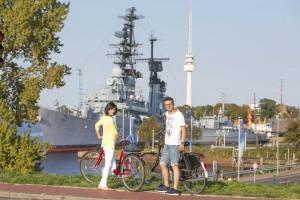 Friesland Touristik 2014 Stadt Wilhelmshaven